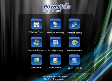 spotmau powersuite 2008